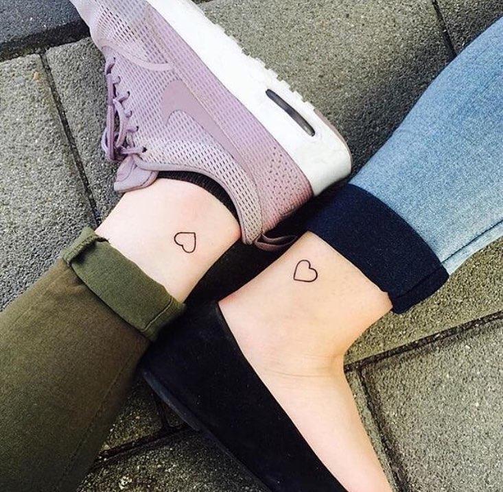22 Cute Tiny Friendship Tattoos Ideas For Girls Tiny Tattoo Inc