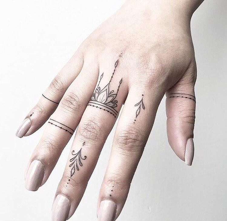 66 Best Ideas For Small Finger Tattoo For Females And Guys
