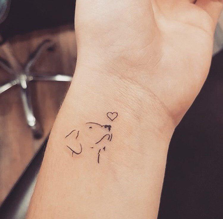 1571c1e233927 Tiny Tattoos on Wrist: BEST Ideas that Will Inspire You! | Pagina 10 ...