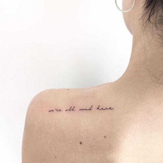 getting my first tattoo on shoulder idea