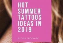 hot summer tattoos ideas in 2019