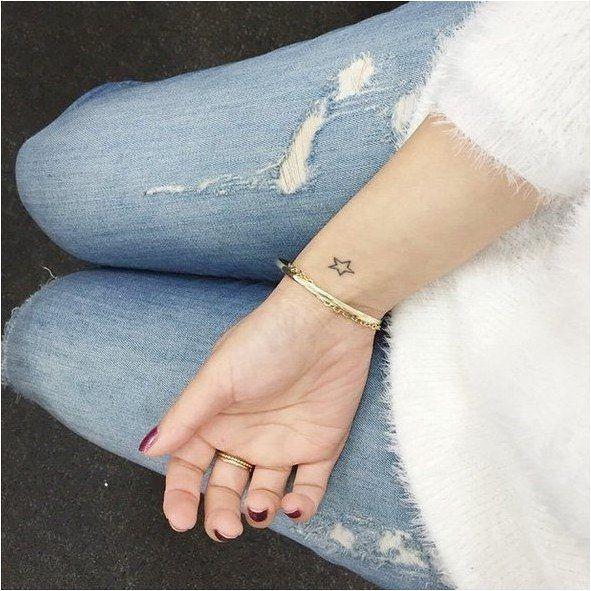 small start wrist tattoos