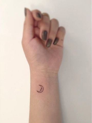 Tiny Zodiac Tattoos