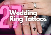 wedding ring tattoos ideas by tiny tattoo inc