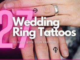 wedding ring tattoos ideas by tiny tattoo inc